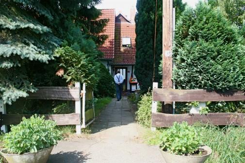 Ein Bild aus dem Sommer 2012. Ein dem Dorf Vertrautes.